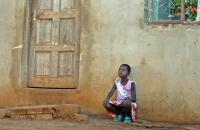Girl in Swaziland on South Africa by D. Tamaki Photo Contest 2017 Honourable Mention