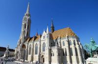 St. Mattias in Budapest by Andrew Robb